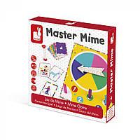 Настольная игра Janod Мастер мимики J02751