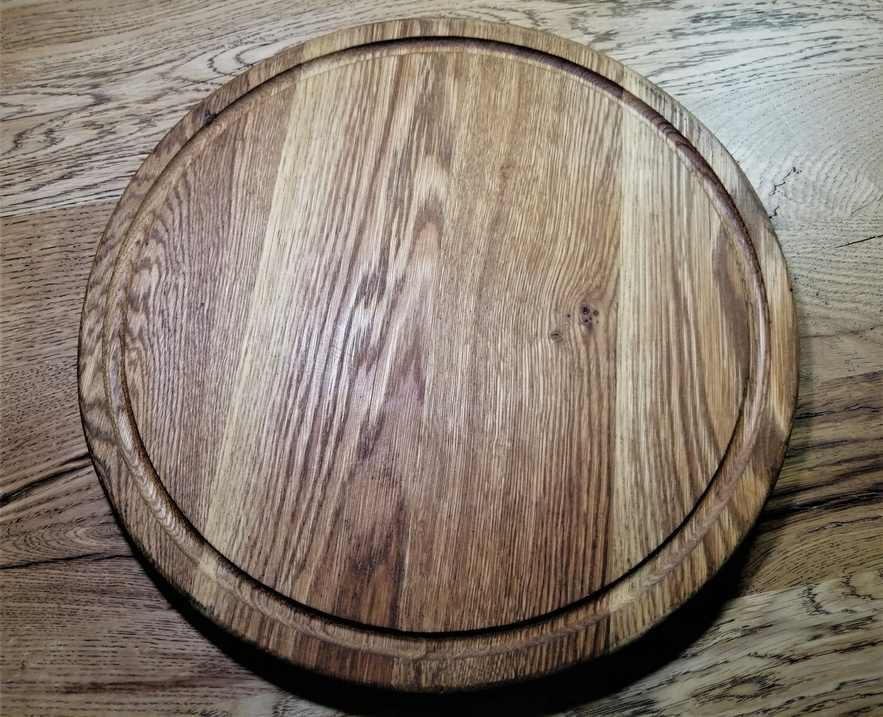 Дошка кругла для піци D400мм.