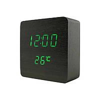 Настольные часы с подсветкой VST-872 Графитовый