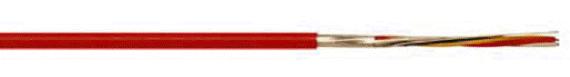 Кабель телефонный безгалогенный J-H(st)H  4x2x0.8
