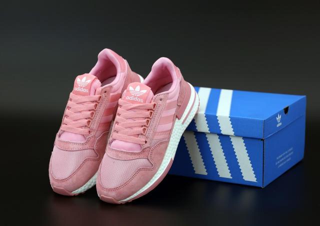 Женские кроссовки Adidas ZX фото