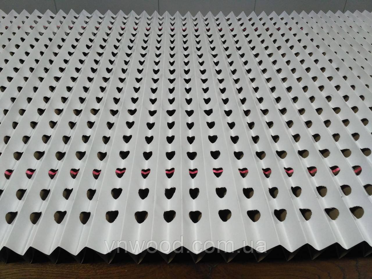 Гофровані картонні фільтри для фарбувальної камери (1x10м, 0.9х11.1м, 0.75х13.3м)