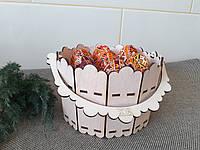 "Великодня підставка для яєць ""відерце"". Пасхальный декор."