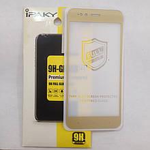 Защитное стекло для Xiaomi MiA1/Mi5X Ipaky Gold