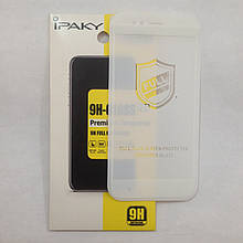 Защитное стекло для Xiaomi MiA1/Mi5X Ipaky White