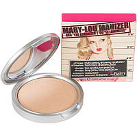 The Balm Хайлайтер Manizers Mary-Lou Manizer - Champagne Hued Highlighter