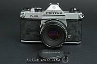 Pentax K1000 kit SMC Pentax-A 50mm f2.0, фото 1