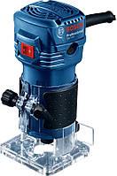 Фрезер для обробки країв Bosch GKF 550 Professional (0.55 кВт) (06016A0020)