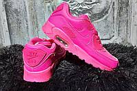 Розовые Nike Air Max