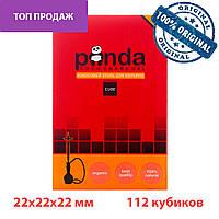 Уголь для кальяна кокосовый Panda Red L 1 кг