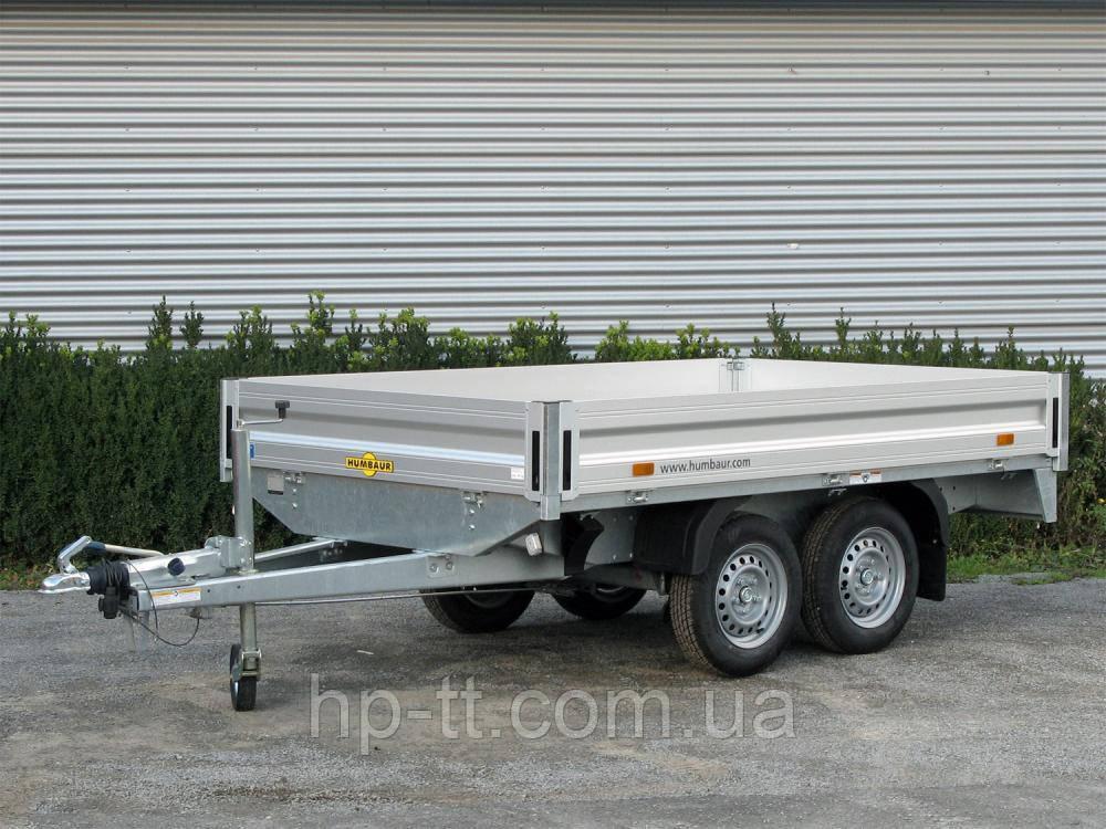 Прицеп бортовой Humbaur HT 202616
