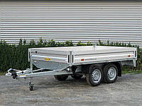 Прицеп бортовой Humbaur HT 202616, фото 1