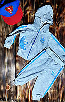 Спортивный костюмчик Adidas для самых маленьких, фото 1