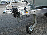 Прицеп бортовой Humbaur HT 25 62 21 GR, фото 8