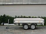 Прицеп бортовой Humbaur HT 25 62 21 GR, фото 2