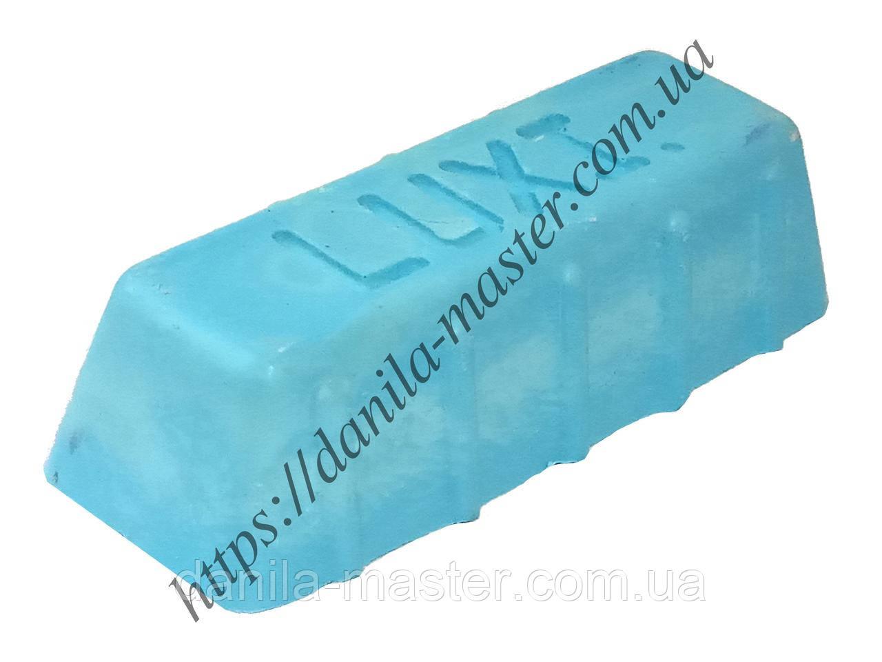 LUXI полировальная паста голубая