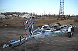 Прицеп лодочный Кияшко 80PL2219 до 8,5 м (Металл), фото 9