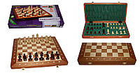 Шахматы турнирные деревянные Intarsia