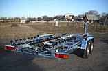 Прицеп лодочный Кияшко 80PL2219 до 8,5 м (Металл), фото 8