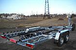 Прицеп лодочный Кияшко 80PL2219 до 8,5 м (Металл), фото 7
