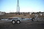 Прицеп лодочный Кияшко 80PL2219 до 8,5 м (Металл), фото 6