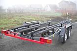 Прицеп лодочный Кияшко 80PL2219 до 8,5 м (Металл), фото 5