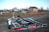 Прицеп лодочный Кияшко 80PL2219 до 8,5 м (Металл), фото 4