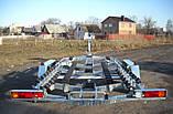 Прицеп лодочный Кияшко 80PL2219 до 8,5 м (Металл), фото 3