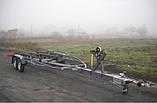 Прицеп лодочный Кияшко 80PL2219 до 8,5 м (Металл), фото 2