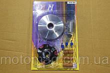 Вариатор передний Suzuki Address/ Sepia/Mollet 50cc, тюнинг, DLH