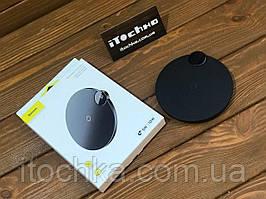 Беспроводное зарядное устройство Baseus Digital LED Display Wireless Charger Black