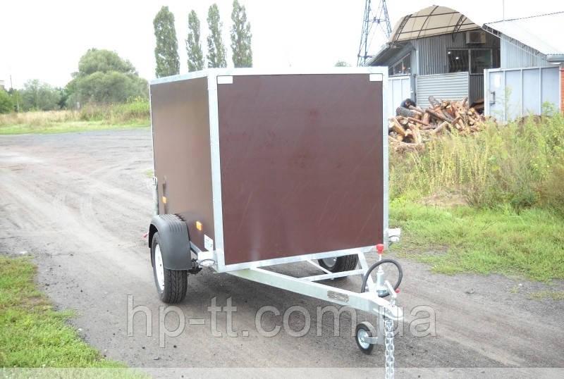 Прицеп-фургон Кияшко 211PF1102F