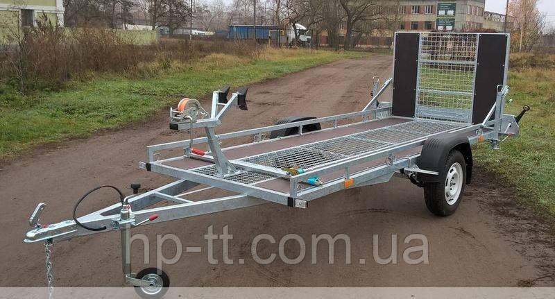Прицеп для перевозки снегохода Кияшко 36PS1101