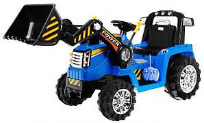Дитячий трактор на акумуляторе, електромобіль