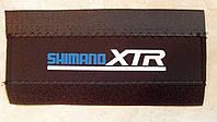 Неопреновая защита пера велосипеда от цепи (9 брендов / 3 цвета) SHIMANO