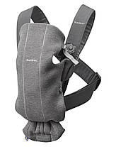 Рюкзак-кенгуру BabyBjorn Baby Carrier MINI 3D Jersey, фото 3