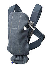Рюкзак-кенгуру BabyBjorn Baby Carrier MINI 3D Jersey, фото 2