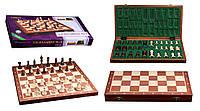 Шахматы для турнира деревянные Intarsia