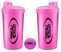 Шейкер REAL PHARM Shaker pink 700ml