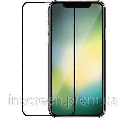 3D Захисне скло для Huawei Y5 2019 AMN-LX9, Y5 Prime (2019), Honor 8S KSE-LX9, Y6s 2019 JAT-L41 чорне, фото 2
