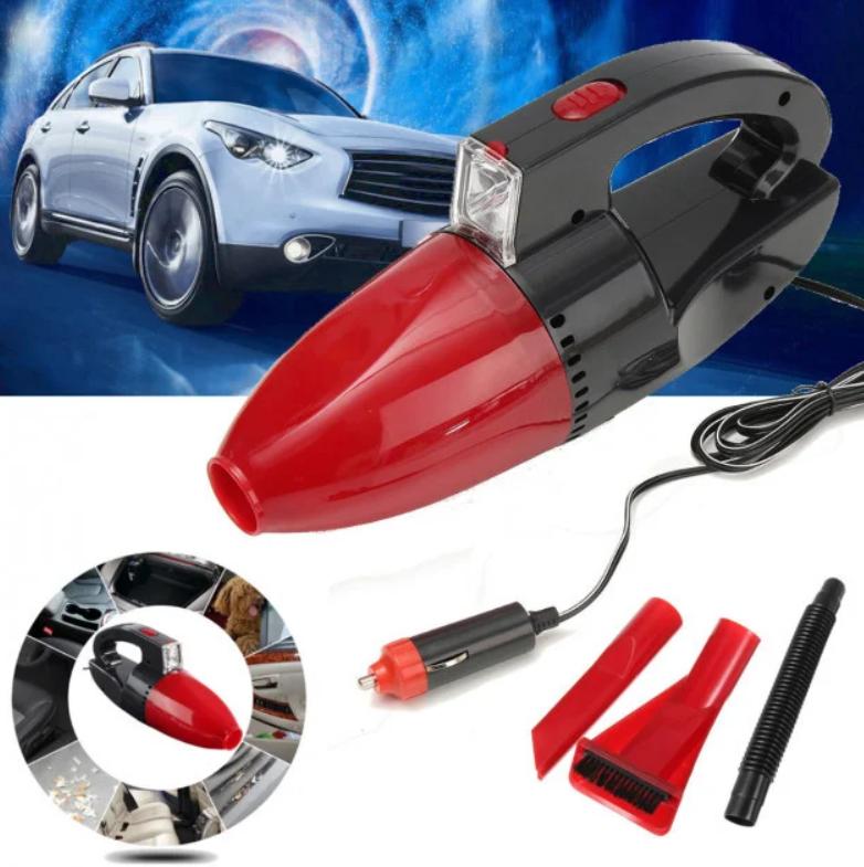 Автомобильный пылесос VACUM CLEANER
