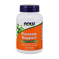 Мужское здоровье NOW Prostate Support (90 softgels)