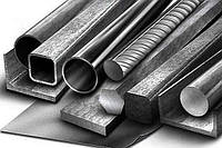 Металлопрокат техническая нержавейка, углеродистая сталь, круг, шестигранник, квадрат