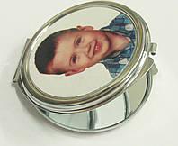 Кругле дзеркальце, фото 1