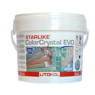 Епоксидна затирка для швів Starlike Evo Color Crystal 820 (блакитний) 2,5 кг