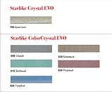 Епоксидна затирка для швів Starlike Evo Color Crystal 820 (блакитний) 2,5 кг, фото 2