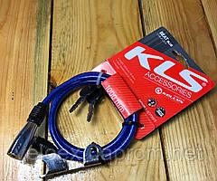 Велозамок KLS BEAT синий