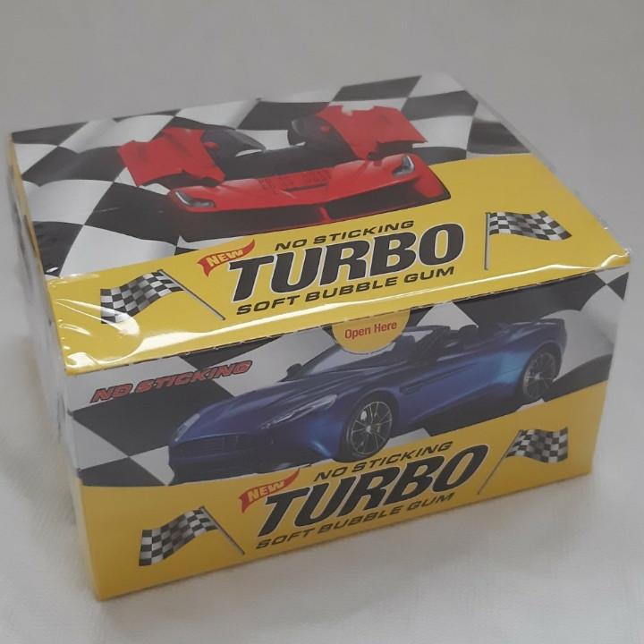 Жвачки Turbo. Жевательная резинка Турбо. 100 шт.