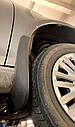 Бризковики MGC Volkswagen Jetta Америка універсал Variant 2008-2013 р. в. комплект 4 шт 5C6075111, 1K9075101, фото 4