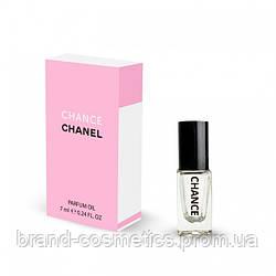 Парфюмерная вода для женщин Chanel Chance, 7 мл